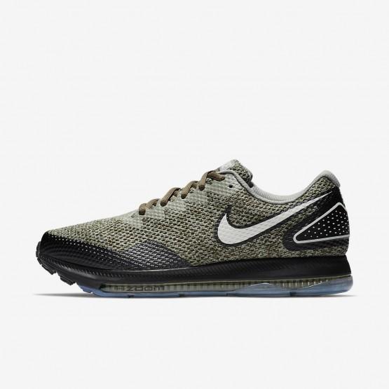 Nike Zoom All Out Low 2 Laufschuhe Herren Khaki/Schwarz/Hell 959MSOBL