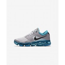 Nike Air VaporMax Running Shoes For Boys Vast Grey/Dusty Cactus/Atmosphere Grey/Black 134INTRX