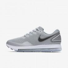 Sapatilhas Running Nike Zoom All Out Low 2 Mulher Cinzentas/Cinzentas/Branco/Pretas 970PLDYQ