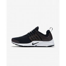 Nike Air Presto Lifestyle Shoes For Women Black/White 384MXLEN