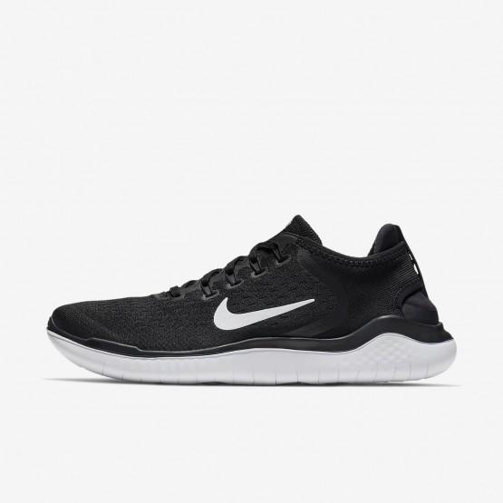 Sapatilhas Running Nike Free RN 2018 Homem Pretas/Branco 629HPCTI