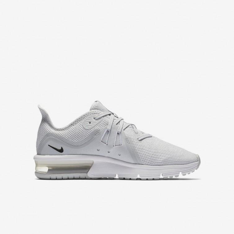 chaussure nike garcon blanche