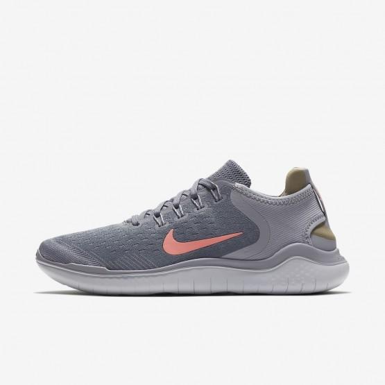 Zapatillas Running Nike Free RN 2018 Mujer Gris/Gris 202HFGNJ