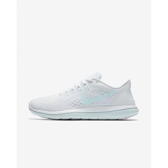 403bb514894f9 Nike Flex 2017 RN Running Shoes For Women White Blue Tint Mint Foam