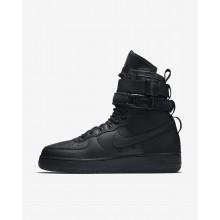 Nike SF Air Force 1 Lifestyle Shoes For Men Black 531ALBPU