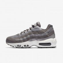 Nike Air Max 95 LX Lifestyle Shoes For Women Gunsmoke/Atmosphere Grey/Summit White 156UNWSB