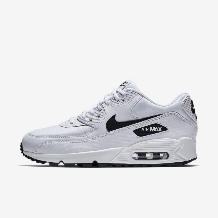 quality design 9853e 71a27 Zapatillas Casual Nike Air Max 90 Mujer BlancasNegras 590SZQDY