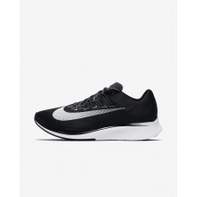 Nike Zoom Fly Running Shoes For Men Black/Anthracite/White 388UGNIV