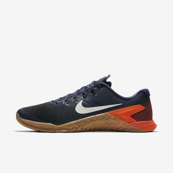Nike Metcon 4 Fitness Schoenen Heren Blauw/Zwart/Wit 329DYUKV