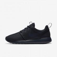Zapatillas Casual Nike Roshe One Hombre Obsidian 166SRVXD