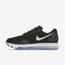 Sapatilhas Running Nike Zoom All Out Low 2 Mulher Pretas/Branco 795DOMVK