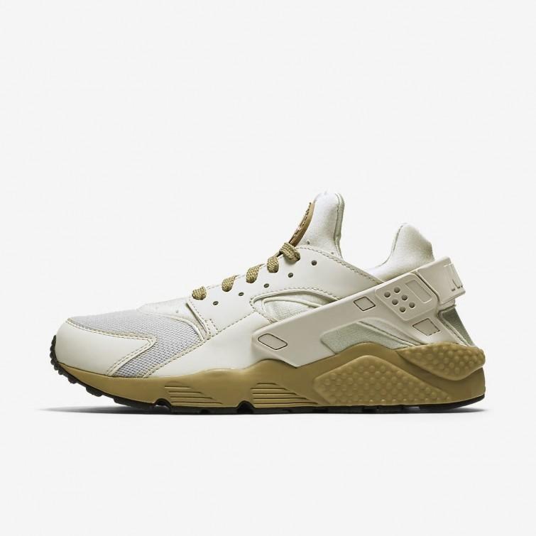 ceab98241c4dc Nike Air Huarache Lifestyle Shoes For Men Light Bone Neutral Olive Black  490FBVON