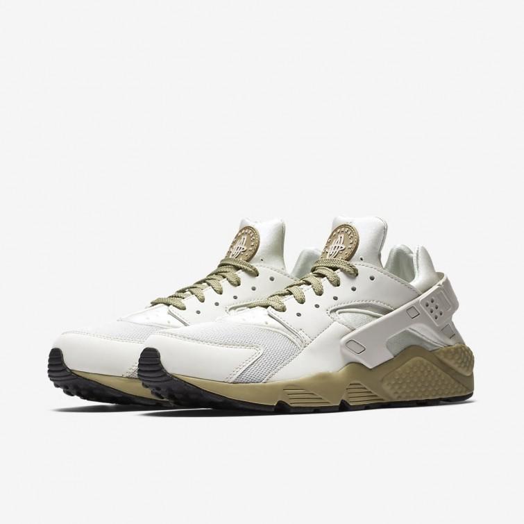 b7f3c7267d927 ... Nike Air Huarache Lifestyle Shoes For Men Light Bone Neutral Olive Black  490FBVON