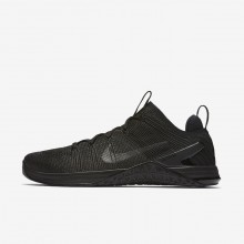 Sapatilhas De Treino Nike Metcon DSX Flyknit 2 Homem Pretas 149HUSOK