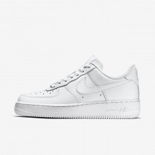 Nike Air Force 1 07 Lifestyle Shoes For Women White 963TOKJE