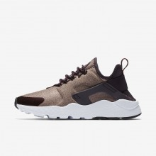 Nike Air Huarache Ultra SE Lifestyle Shoes For Women Port Wine/Metallic Mahogany/Particle Pink 952PYCRZ