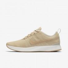 Zapatillas Casual Nike Dualtone Racer SE Mujer Blancas/Marrones Claro 307MJRXT