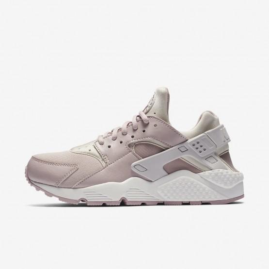 Nike Air Huarache Lifestyle Shoes For Women Vast Grey/Summit White/Particle Rose 332KIWAQ