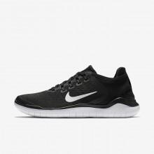 Zapatillas Running Nike Free RN 2018 Mujer Negras/Blancas 872INUJH