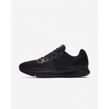 Nike Air Zoom Pegasus 34 Running Shoes For Women Black/Anthracite/Dark Grey 584JINLK