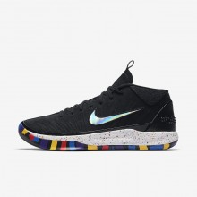 Nike Kobe A.D. The Moment Basketball Shoes For Men Black/Multi-Color 888EPQLB