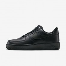 Nike Air Force 1 07 Lifestyle Shoes For Women Black 240BCSJU