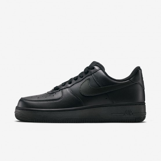 Sapatilhas Casual Nike Air Force 1 07 Mulher Pretas 421TNZWD