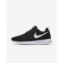 Nike Roshe One Lifestyle Shoes For Women Black/Dark Grey/White 255XAVSL