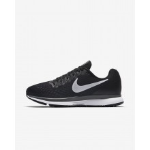 Nike Air Zoom Pegasus 34 Running Shoes For Women Black/Dark Grey/Anthracite/White 471FBSHX