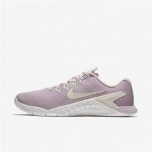 Nike Metcon 4 Training Shoes For Women Particle Rose/Summit White/Opal 608LYAXK