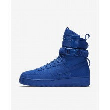 Nike SF Air Force 1 Casual Schoenen Heren Koningsblauw 252SZBXY