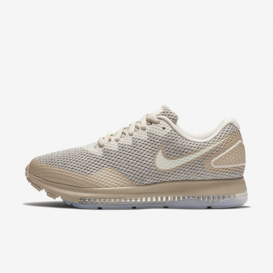 Nike Zoom All Out Low 2 Running Shoes For Women Moon Particle/Sand/Sail 181KFMUX