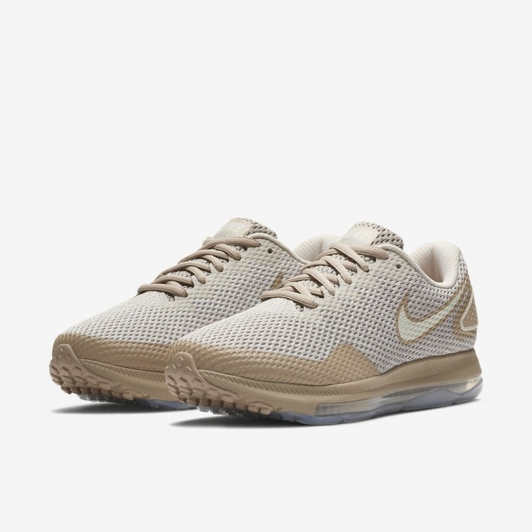 reputable site e8549 27f08 ... Nike Zoom All Out Low 2 Running Shoes For Women Moon Particle Sand Sail
