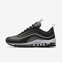 Nike Air Max 97 Ultra 17 Lifestyle Shoes For Women Black/Anthracite/White/Pure Platinum 434UQPZX