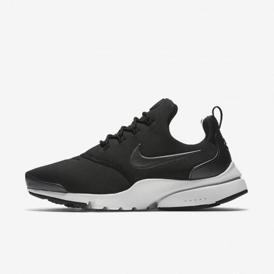 Sapatilhas Casual Nike Presto Fly SE Mulher Pretas/Branco/Metal 653DLECH