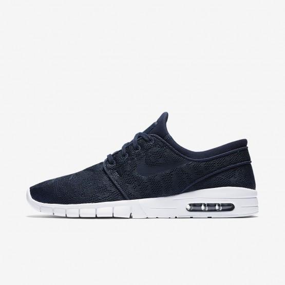 Nike SB Stefan Janoski Max Skateboarding Shoes For Men Obsidian/Mineral Gold 123RATEZ