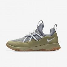 Zapatillas Casual Nike City Loop Mujer Verde Oliva/Verde Oliva/Marrones/Blancas 484HZYBJ