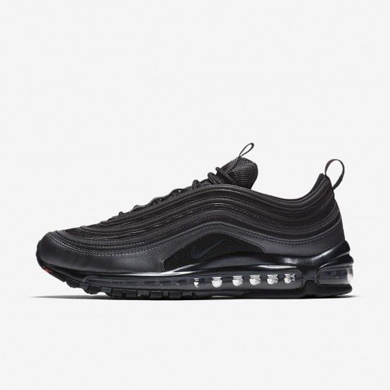 Nike Air Max 97 Lifestyle Shoes For Men Black/Metallic Hematite/Dark Grey/Anthracite 169WXLCJ