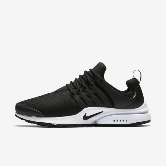 Zapatillas Casual Nike Air Presto Essential Hombre Negras/Blancas 390QWAKC