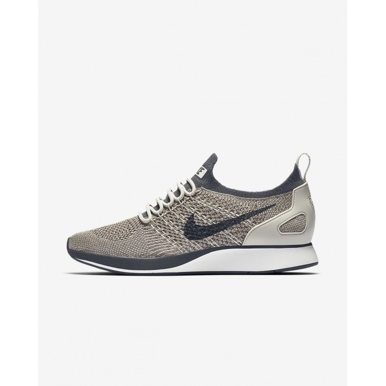 ba593c80ca148 Nike Air Zoom Mariah Flyknit Racer Lifestyle Shoes For Women Pale  Grey Summit White