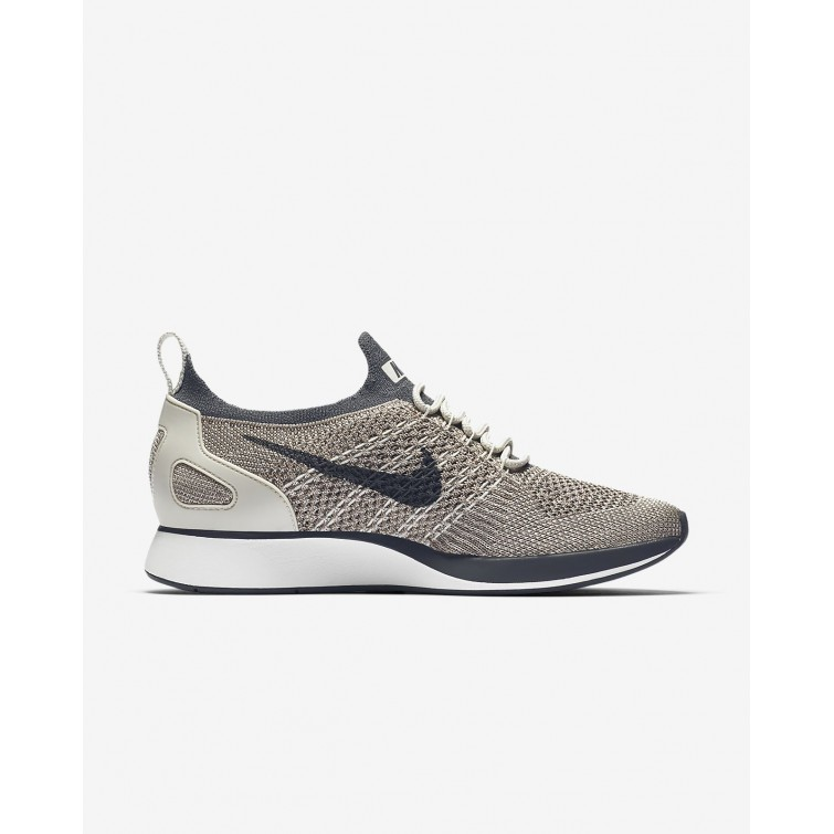 cb9211f76805e ... Nike Air Zoom Mariah Flyknit Racer Lifestyle Shoes For Women Pale  Grey Summit White  ...