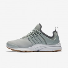 Nike Air Presto Lifestyle Shoes For Women Light Pumice/Gunsmoke/Gum Light Brown 133ICKVG