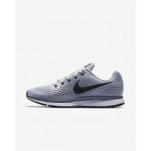 Nike Air Zoom Pegasus 34 Running Shoes For Men Pure Platinum/Cool Grey/Black/Anthracite 797UCZSJ