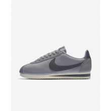 Nike Classic Cortez Lifestyle Shoes For Women Atmosphere Grey/Sail/Gunsmoke 576MPWYL