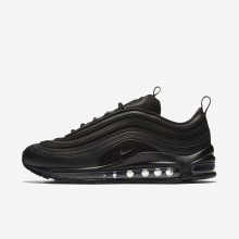 Nike Air Max 97 Ultra 17 Lifestyle Shoes For Women Black 609DUZGT