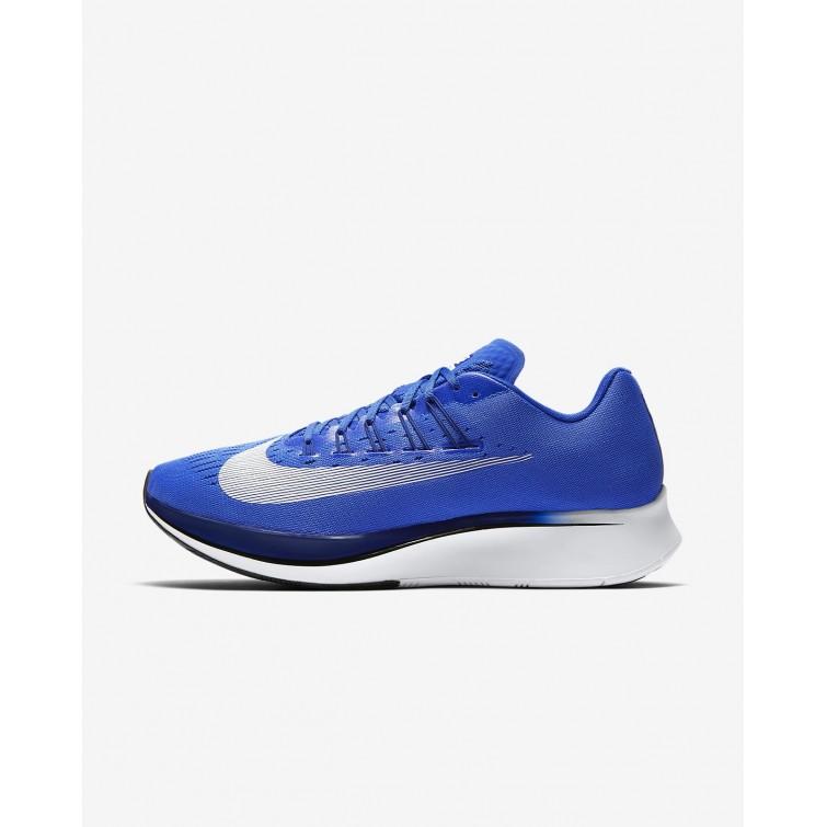 4843d22b1a720 Nike Zoom Fly Running Shoes Mens Hyper Royal Deep Royal Blue Black White