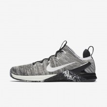 Nike Metcon DSX Training Shoes Mens Matte Silver/Light Silver/Sail 207MAZLY