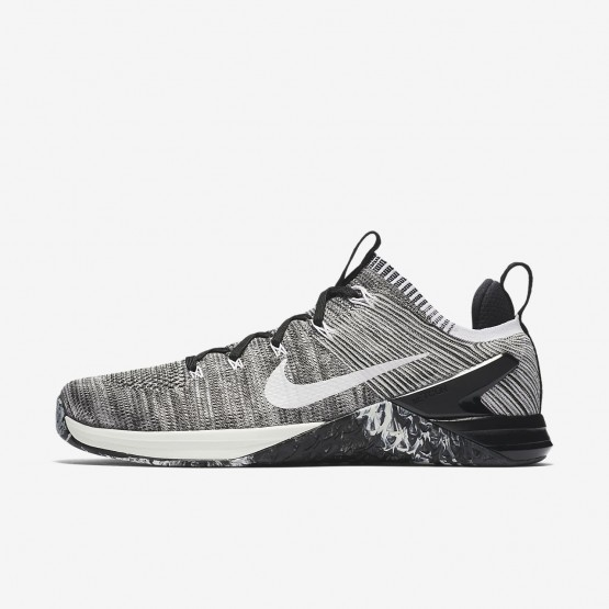 Nike Metcon DSX Flyknit 2 Training Shoes For Men Matte Silver/Light Silver/Sail 717ZIGTP