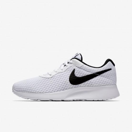 Nike Tanjun Casual Schoenen Dames Wit/Zwart 595SMNGZ