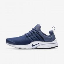 Zapatillas Casual Nike Air Presto Essential Hombre Azul Marino/Azules/Negras 236GWDNL